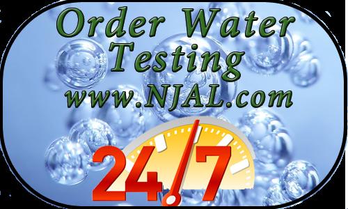 order water testing